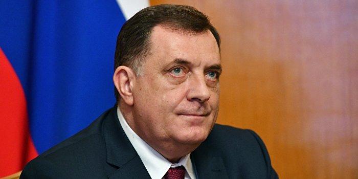Президент Республики Сербской: Крымский вопрос решен