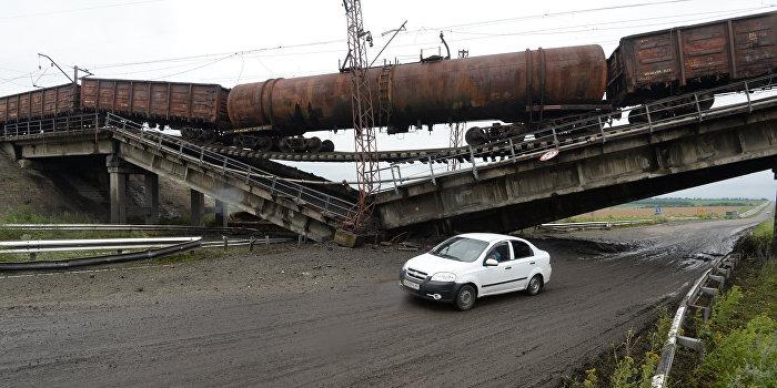 Украина накануне «мостопада»