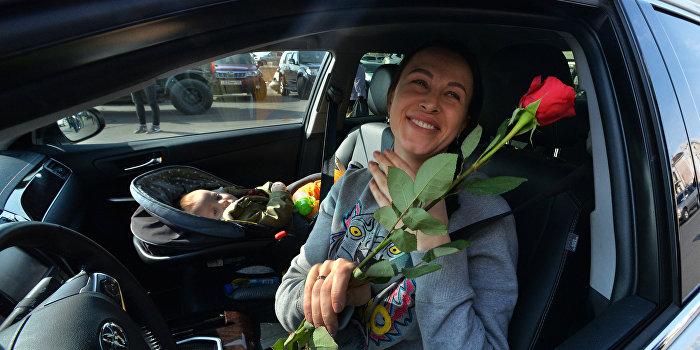 Наталья Халимовская: Нам нравилось 8 Марта