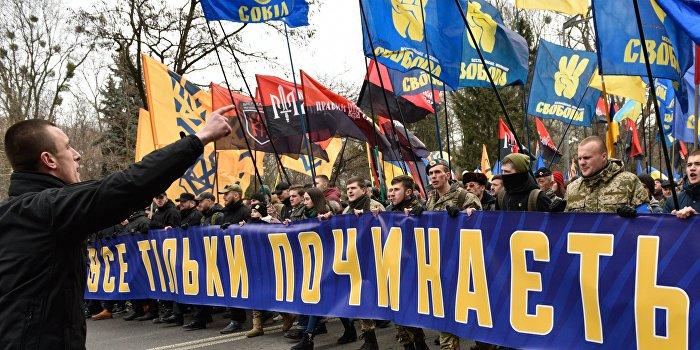 Медведчук: На национал-радикалов Евросоюз не действует