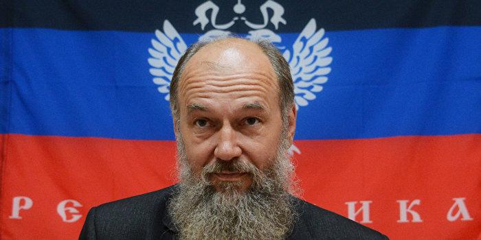 Скончался один из основателей ДНР