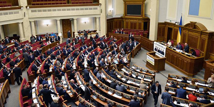 Депутат Верховной Рады сообщил о сборе голосов в поддержку визового режима с Россией