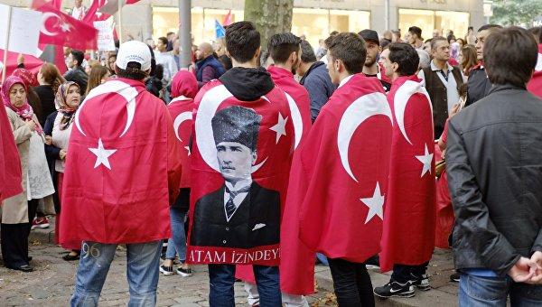 Эрдоган поборется с Европой