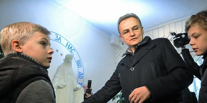 Луценко: Мэр Львова может сесть в тюрьму из-за «смертельной халатности»