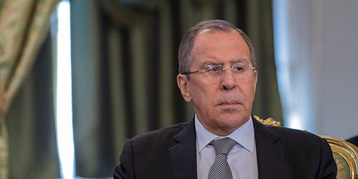 Лавров: Полная блокада Донбасса противоречит совести и здравому смыслу