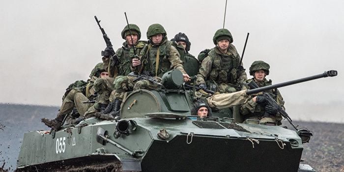 В Крыму стартовали масштабные учения ВДВ с участием Черноморского флота и ВКС