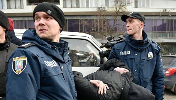«Юпитеры» и «быки» украинских радикалов