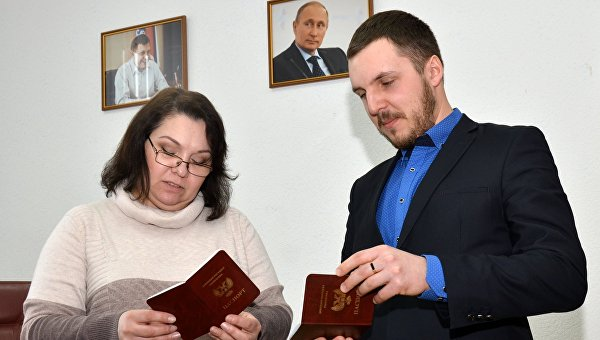 Москва пошла навстречу соотечественникам в вопросах гражданства и признания паспортов