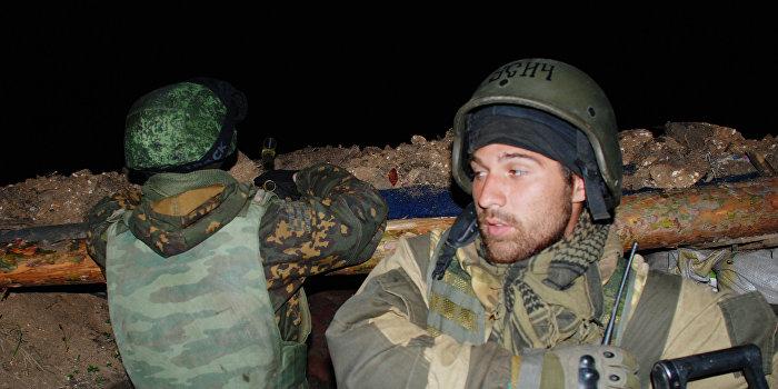 При попытке прорыва в ДНР погибло 10 украинских бойцов