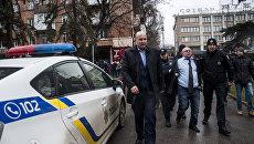 Хавич: Нападение на меня организовала полиция