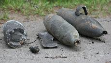 Там купаются и рыбачат: украинские пограничники выловили арсенал боеприпасов из реки Кальмиус