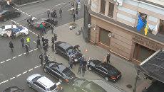 В Москве похитили украинского авторитета, которому приписывают организацию убийства Вороненкова