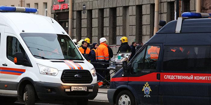 В Москве арестовали подозреваемого по делу о взрыве метро в Санкт-Петербурге