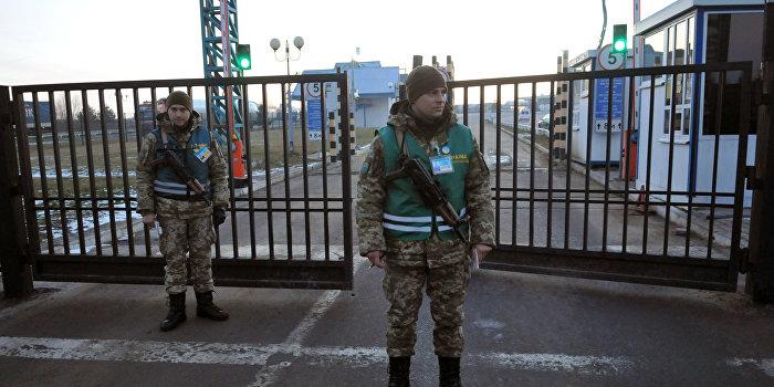 Польша депортировала украинцев за просроченные визы