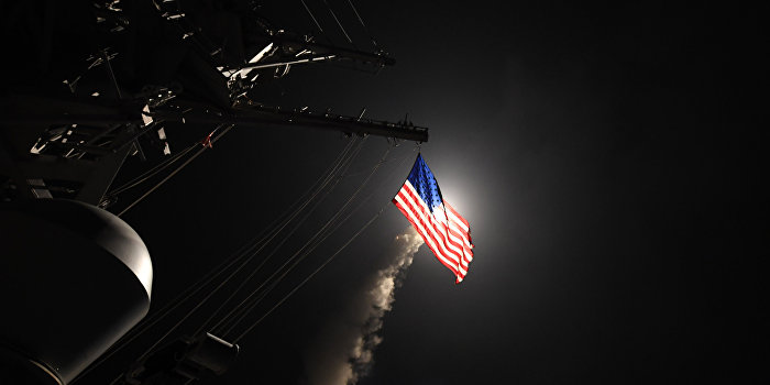 Лавров: Удары США затрудняют политическое разрешение сирийского кризиса