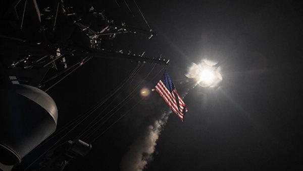 Михеев: Удары по Сирии – это провокация мирового истеблишмента против сближения России и США