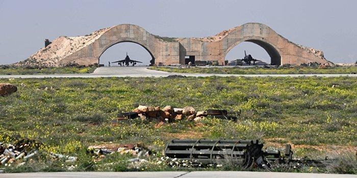Сирийские ВВС возобновили вылеты с разбомбленной американцами базы