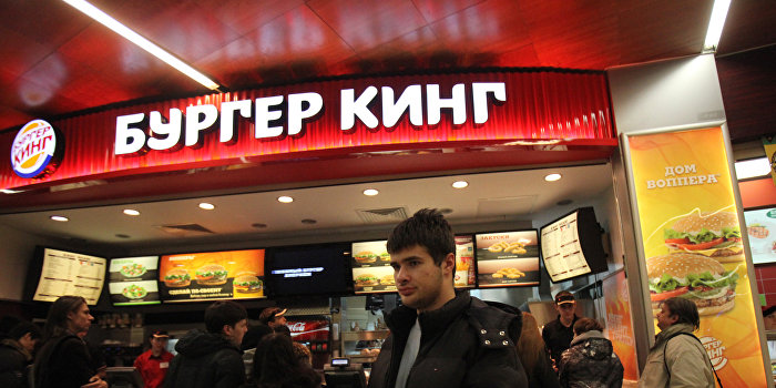 Фастфуд предложил Порошенко 1 млрд руб. за допуск Самойловой на «Евровидение»
