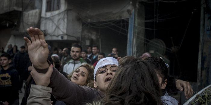 В Египте взорвали христианскую церковь, десятки людей погибли