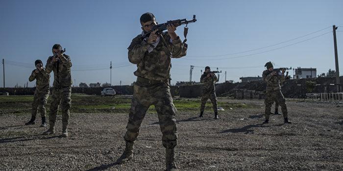 Димитриев: О сирийских курдах, ассирийцах и армянах