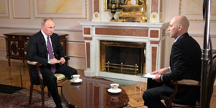 Путин: Уровень доверия к США при Трампе деградировал