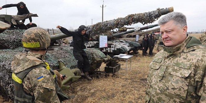 Благотворительность Порошенко: половина пожертвованных средств ушла на армию