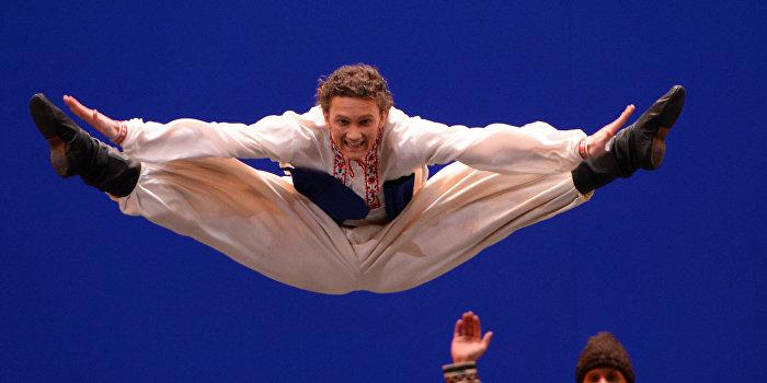 Боевой гопак хотят признать национальным видом спорта на Украине