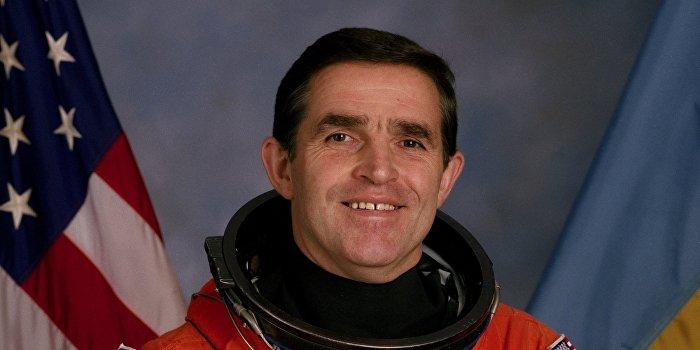 Украинский космонавт Каденюк отказался быть Гагариным