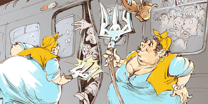 Неуважаемые пассажиры: как киевское метро помогает сепаратистам