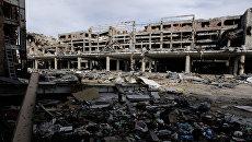 Мариупольский бизнесмен готов вложить $100 млн в новый Донецкий аэропорт