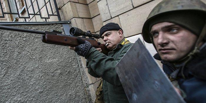 Полиция начала расследование обстрела журналистов в Конча-Заспе