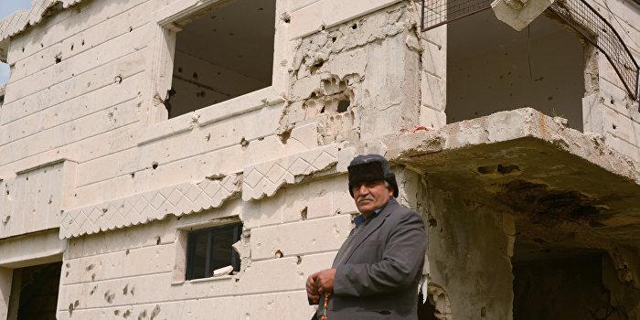 Димитриев: В Сирии определяется история