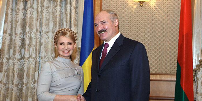 Депутат рассказал, как колбаса испортила отношения Тимошенко и Лукашенко