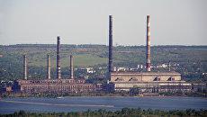 Славянская ТЭС аварийно остановила энергоблок
