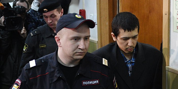 СМИ: Предполагаемый организатор терактов в Санкт-Петербурге признал свою вину