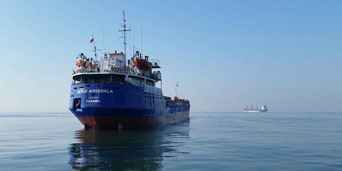Кораблекрушение в Керченском проливе: одиннадцать моряков пропали без вести