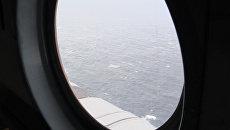 Спасатели обнаружили плот с пропавшего судна с украинцами