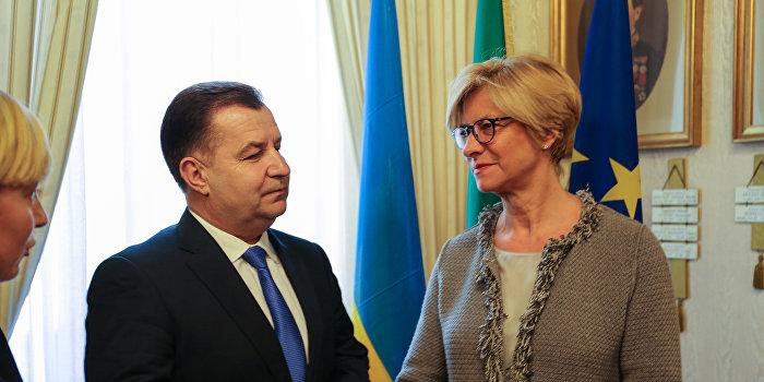Украинские военные заинтересованы в сотрудничестве с Италией