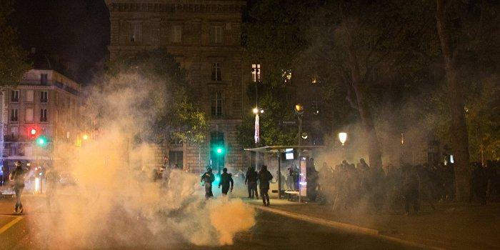 Frankfurter Allgemeine: Франция в клочья