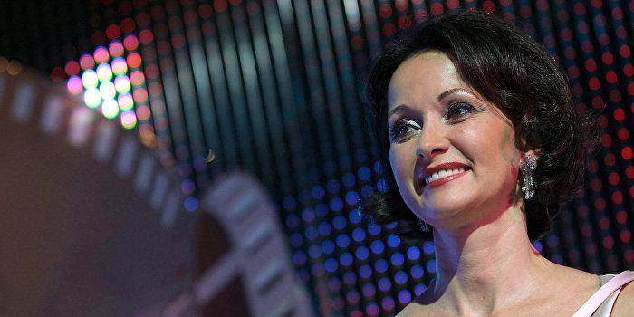 Актриса Ольга Кабо попала в черный список «Миротворца»
