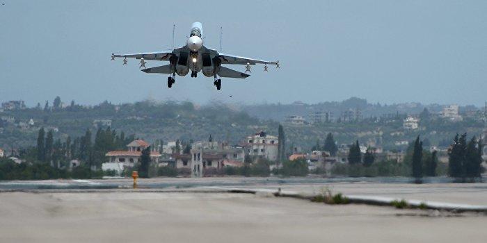 СМИ: Россия возобновила меморандум с США по полетам в Сирии
