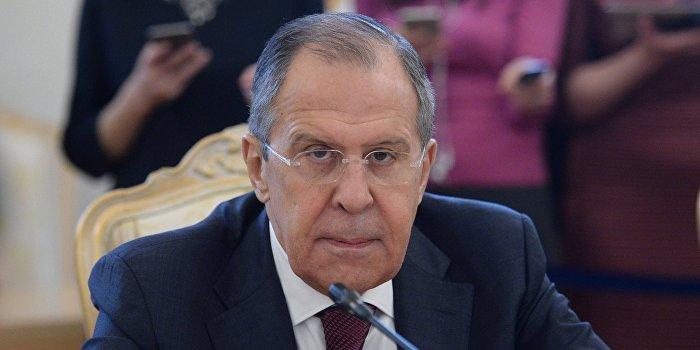 Лавров: Киев саботирует Минские соглашения