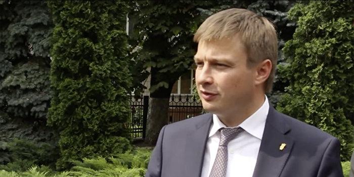 Украинский националист обвинил депутата из «Правого сектора» во лжи