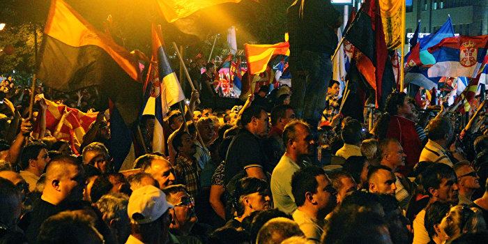 Корнилов: Украине до Македонии еще расти и расти