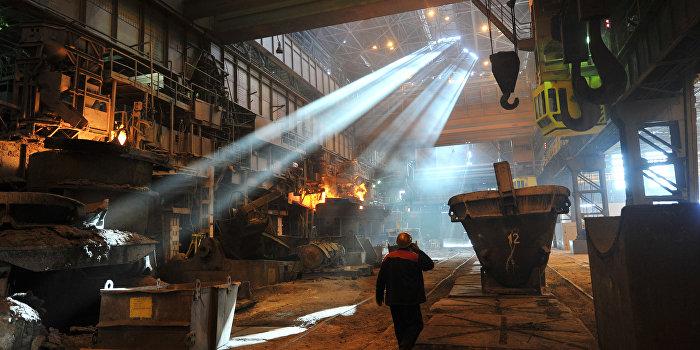 Госстат: Блокада Донбасса обвалила украинскую промышленность
