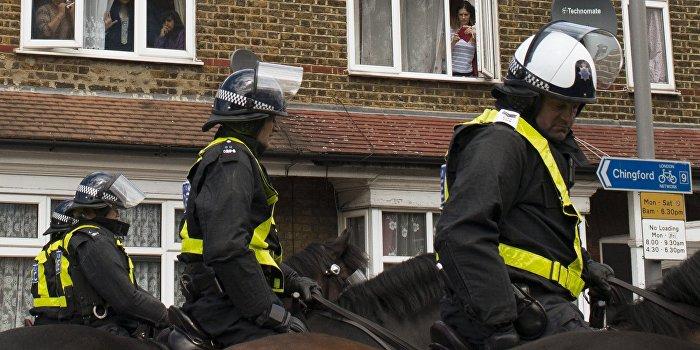 В Великобритании задержали подозреваемого в теракте в метро