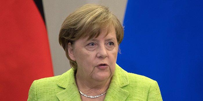 Партия Меркель побеждает на региональных выборах