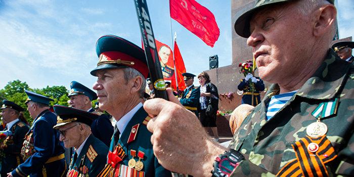 На Украине захотели переноса Дня Победы