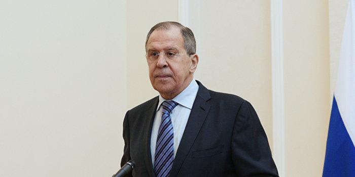 Лавров: Россия будет добиваться полной безопасности СММ ОБСЕ в Донбассе
