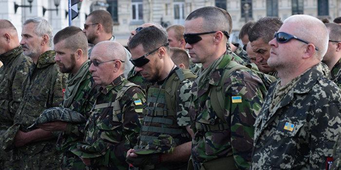 Ветераны АТО объявили экстренный сбор в Днепре